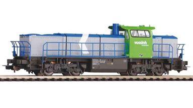 PIKO 59175 — Тепловоз BB 1700 «Vossloh» (DSS 8 пин), H0, VI