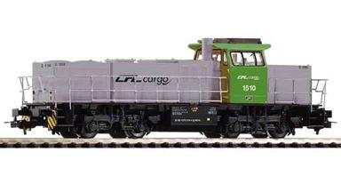 PIKO 59923 — Тепловоз G 1206 «CFL Cargo», H0, VI, CFL Cargo