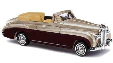 BUSCH 44450 — Кабриолет Bentley® Serie III, 1:87