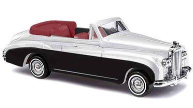 BUSCH 44451 — Кабриолет Bentley® Serie III (серебристый металлик), 1:87