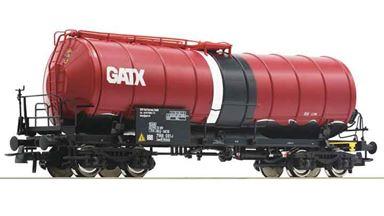 ROCO 76088x1 — Цистерна «GATX», H0, VI, GATX