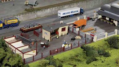 PIKO 61153 — Склад строительных материалов, 1:87, Нойштадт (Германия)