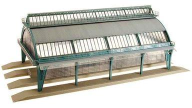 FALLER 120199 — Крытые платформы вокзала, 1:87, 1880—1920
