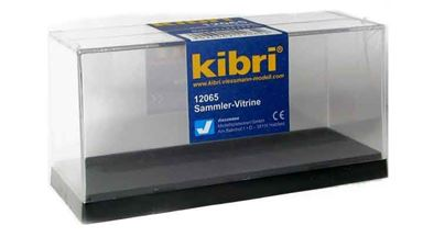 KIBRI 12065 — Бокс для моделей подвижного состава (150×60×65мм), 1:87
