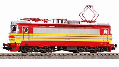 PIKO 51380 — Электровоз BR S499 (DSS PluX22), H0, IV, ČSD
