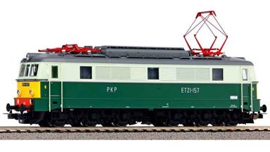 PIKO 51600 — Электровоз ET21 (DSS PluX22), H0, IV, PKP