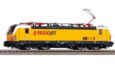 PIKO 59591 — Электровоз BR 193 «Regiojet» (DSS PluX22), H0, VI, Regiojet