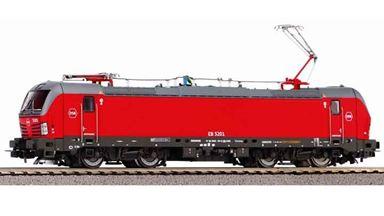PIKO 59592 — Электровоз BR 193 (DSS PluX22), H0, VI, DSB