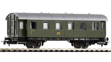 PIKO 57631 — Пассажирский вагон B 2 кл., H0, III, DR
