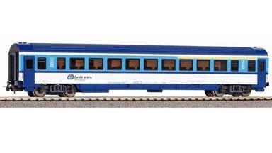 PIKO 58680 — Пассажирский вагон «IC Metropolitan», H0, VI, ČD