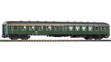 PIKO 59681 — Пассажирский вагон с центральным входом 1 и 2 кл. Abym, H0, IV, DB