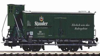 PIKO 54615 — Вагон для транспортировки пива «Stauder», H0, III, DB