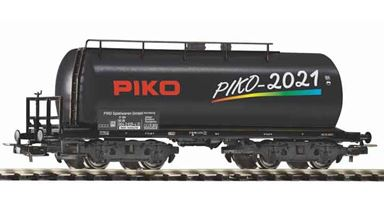 PIKO 95751 — Вагон-цистерна 4-осная «PIKO 2021», H0, VI