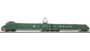 PIKO 57521 — Пассажирский пригородный экспресс «HONDEKOP», H0, III, NS