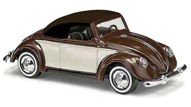 BUSCH 46718 — Автомобиль Volkswagen® Hebmüller (коричневый), 1:87