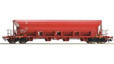 ROCO 67087x1 — Саморазгружающийся вагон-хоппер тип Facs, H0, VI, DB AG
