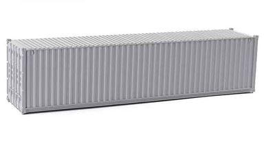 CMOD CON08740 light gray — 40 футовый морской контейнер (светло-серый), 1:87