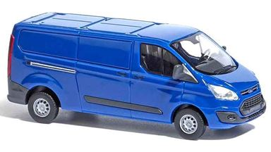 BUSCH 52401 — Автомобиль Ford® Transit (синий), 1:87