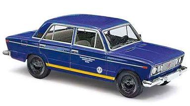 BUSCH 50565 — Автомобиль Lada 1600 (ВАЗ 2106) «Landesverband Berlin» (синий), 1:87, 1976—2006