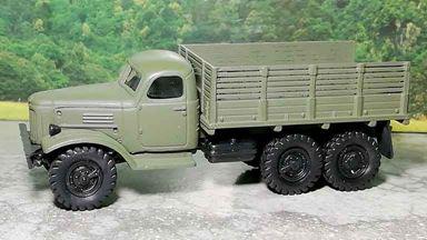 RUSAM-ZIL-157-15-000 — Автомобиль грузовой ЗИЛ 157 (высокий борт), 1:87, 1958—1991