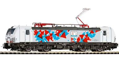 PIKO 59598 — Электровоз «Vectron» BR 191 (DSS PluX22), H0, VI, InRail