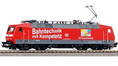 PIKO 51335 — Электровоз BR 120  «Bahnkompetenz» (DSS PluX22) (звук), H0, VI, DB AG