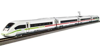 PIKO 51405 — Электропоезд ICE 4 (декодер 20 пин), H0, VI, DB AG