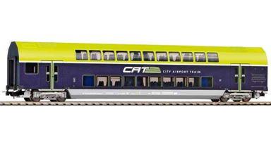 PIKO 58811 — Двухэтажный вагон 2 кл. «CAT», H0, VI, ÖBB