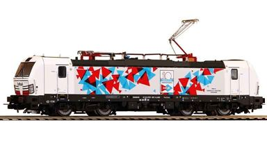 PIKO 59599 — Электровоз «Vectron» BR 191 (DSS PluX22 и звук), H0, VI, InRail