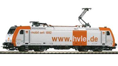 PIKO 59148 — Электровоз BR 185 641-8 «HVLE», H0, VI, HVLE
