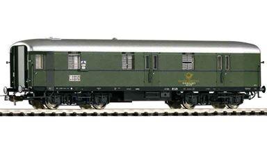 PIKO 53229 — Почтовый вагон Post-a/15, H0, IV, DBP