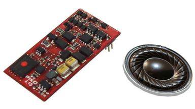 PIKO 56442 — Цифровой декодер PIKO Smart 4.1 PluX22 со звуковым модулем и динамиком для T669/BR770
