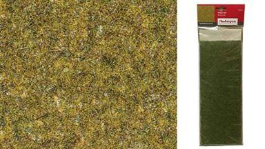 AUHAGEN 75113 — Весенний луг (лист 500×350мм ≈ 0,175 м²), 1:35–1:120, Сделано в Германии