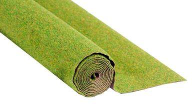 NOCH 00270 — Трава «Цветущий луг» ~2,5мм (рулон 1200×600мм≈0,72 м²), 1:35—1:250, Сделано в Германии