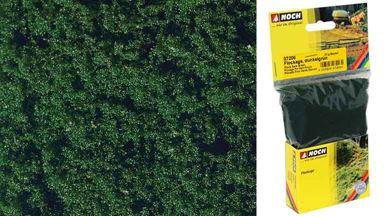 NOCH 07206 — Трава тёмно-зелёная (флокаж ~1мм, пена ~20 г), 1:10—1:1000 Сделано в Германии