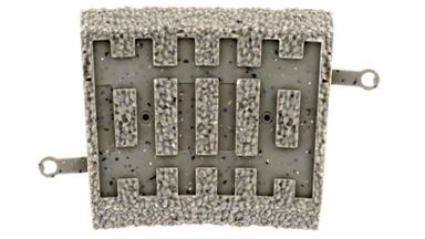 PIKO 55467 — Балластная призма для рельсов PIKO R1 7,5°, H0