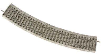PIKO 55463 — Балластная призма для рельсов PIKO R3 484мм, H0