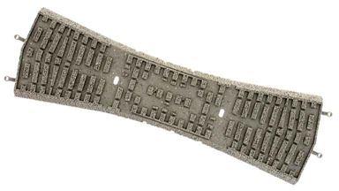 PIKO 55474 — Балластная призма для рельсов стрелок PIKO DKW, H0