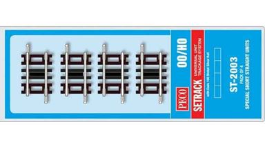 PECO ST-2003 — Рельсошпальные решетки код 100 (4 рельса), H0