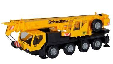 KIBRI 13027 — Автокран LIEBHERR® LTM 1050/4, 1:87