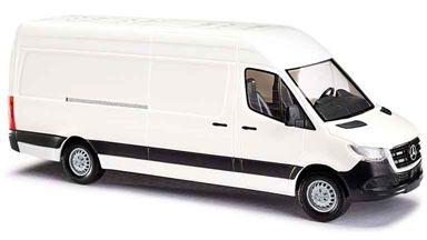 BUSCH 52600 — Автомобиль Mercedes-Benz® Sprinter W 907 (белый), 1:87, 2018