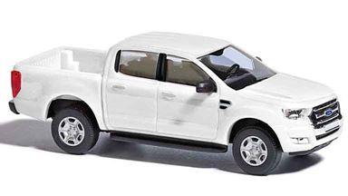 BUSCH 52802 — Автомобиль пикап Ford® Ranger белый, 1:87, 2016