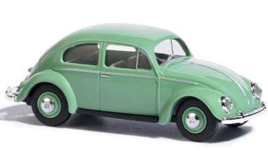 BUSCH 52900 — Автомобиль Volkswagen® Käfer «жук» зеленый, 1:87, 1953