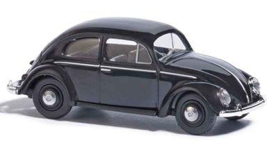 BUSCH 52902 — Автомобиль Volkswagen® Käfer «жук» черный, 1:87, 1953