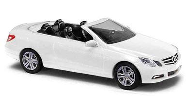 BUSCH 60210 — Кабриолет Mercedes-Benz® E-класса открытый (сборная модель), 1:87