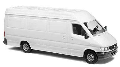 BUSCH 60252 — Автомобиль Mercedes-Benz® Sprinter белый (для сборки), 1:87, 1995
