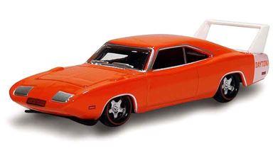 BUSCH 201129467 — Спортивный автомобиль Dodge® Charger Daytona (оранжевый), 1:87, 1969